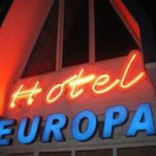 Nutzerprofil von Hotel Europa