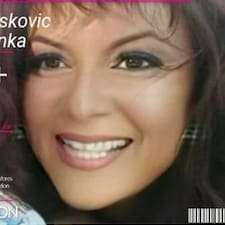 Perfil do utilizador de Jadranka