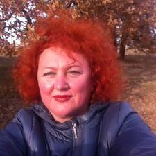 Profil utilisateur de Катерина