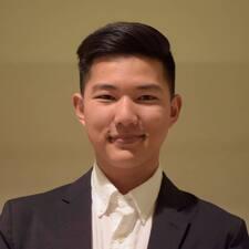 Profil utilisateur de Kaung Htet