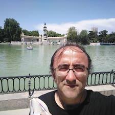Nutzerprofil von Miguel Ángel