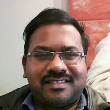 Profil utilisateur de Saravanan