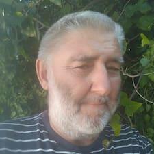 Izak User Profile