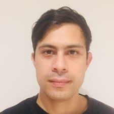 Luis的用戶個人資料