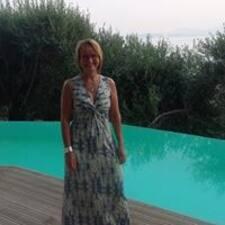 Henkilön Britt-Inger käyttäjäprofiili