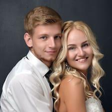 Nutzerprofil von Pavel & Valeriia