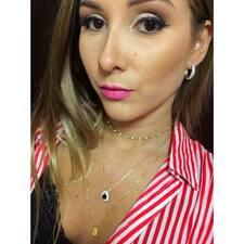Ana Claudia - Uživatelský profil