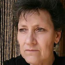 Franca felhasználói profilja