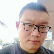 Henkilön Yongguan käyttäjäprofiili