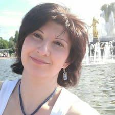 Armine felhasználói profilja