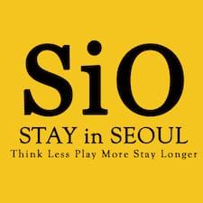 Sio felhasználói profilja