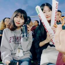 โพรไฟล์ผู้ใช้ Gyeonghye