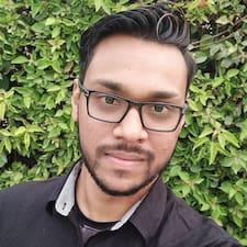 Rahul Deepak felhasználói profilja