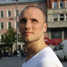 Profil utilisateur de Arne