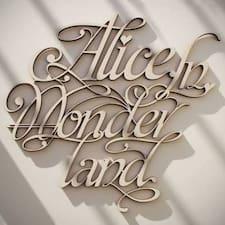 Perfil de usuario de Alice's