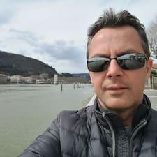 Jean Christophe - Uživatelský profil