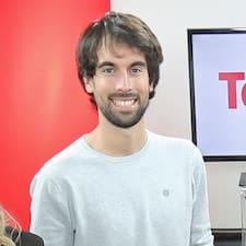 Perfil do utilizador de Tom