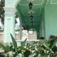 Henkilön 培培 käyttäjäprofiili