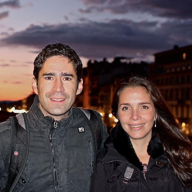 Sandra & Carlos - Uživatelský profil