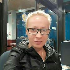 Nutzerprofil von Mihaela