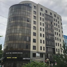 Отель/Хостел. felhasználói profilja