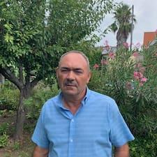 José Brugerprofil