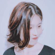 Shiyuan felhasználói profilja