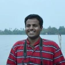 Profil utilisateur de Ravishankar