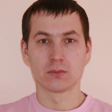Кирилл的用戶個人資料