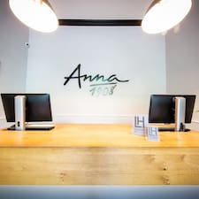 Anna 1908 ist ein Superhost.