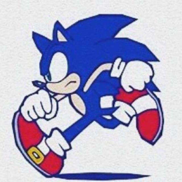 Sonic - Uživatelský profil