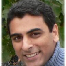 Perfil do usuário de Junaid
