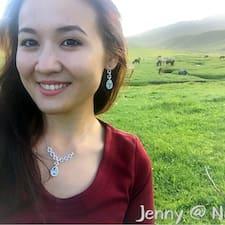 Jenny的用戶個人資料