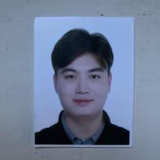 Henkilön Jason Jaehyeok käyttäjäprofiili