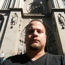 Profil utilisateur de Filipe