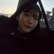 Perfil do usuário de 예원