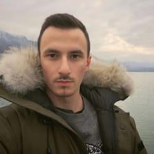 Mathis - Uživatelský profil
