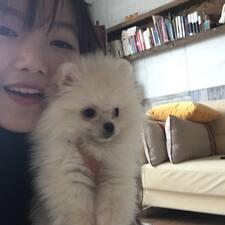 Användarprofil för Eunchae