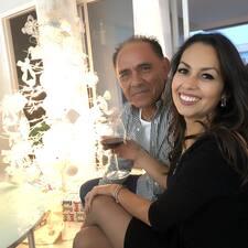 Nutzerprofil von Hernando & Ericka