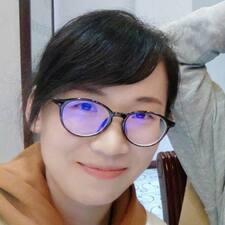 月 felhasználói profilja
