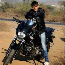 Abhijeet felhasználói profilja