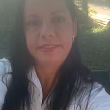 Gebruikersprofiel Claudia Marcela