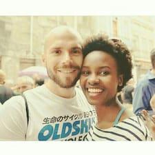 Profil utilisateur de Gladys & Raphael