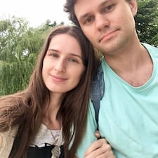 Sergei & Karina Brugerprofil