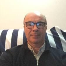 Jean-Pascal felhasználói profilja