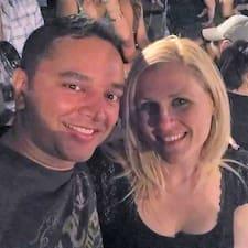 Nadeem & Julie User Profile