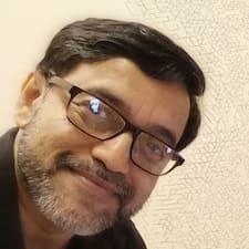 Kedarnath的用戶個人資料