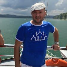 Henkilön Janusz käyttäjäprofiili