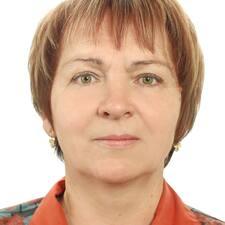 Perfil do usuário de Voronova