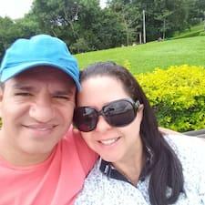 Maria Claudete felhasználói profilja